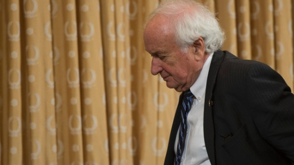 U.S. Rep. Sander Levin, D-Michigan, comes from a prominent family in that state's politics. His brother Carl Levin was the state's senior senator until his retirement in January 2015. And his uncle, Theodore Levin, was a federal judge.