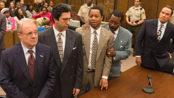 """""""The People v. O.J. Simpson: American Crime Story"""" made FX happy at the Emmy nominations ceremony as it enjoyed 22 of them, including one for outstanding limited series. It"""