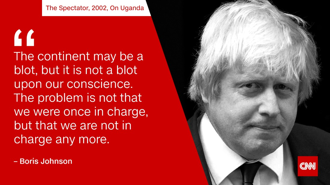 Boris on Africa 2
