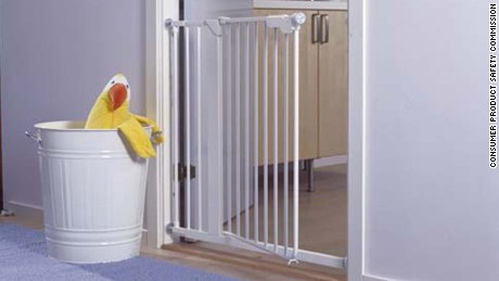 Ikea Recalls 80 000 Baby Gates Cnn