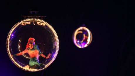 Ringling Bros. Circus gets a tech makeover