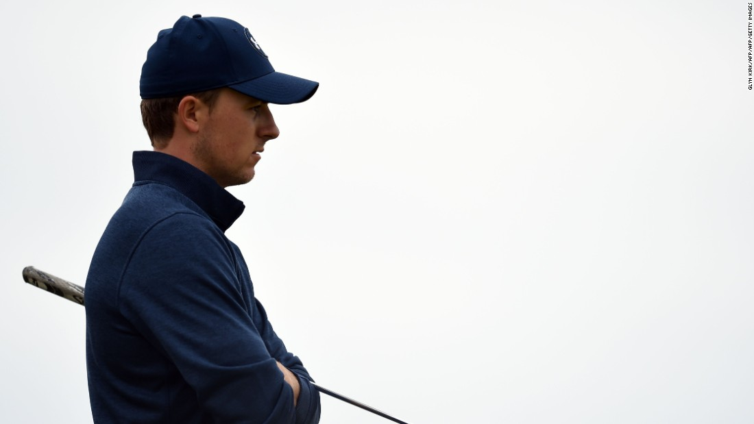 World No. 3 Jordan Spieth lost even more ground with a 75 that dropped him to four over, right on the cut line.
