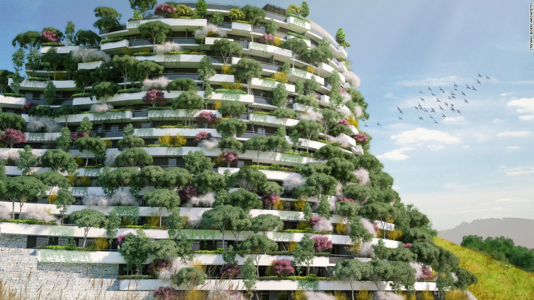 Gardens in the sky the rise of eco urban architecture cnn style