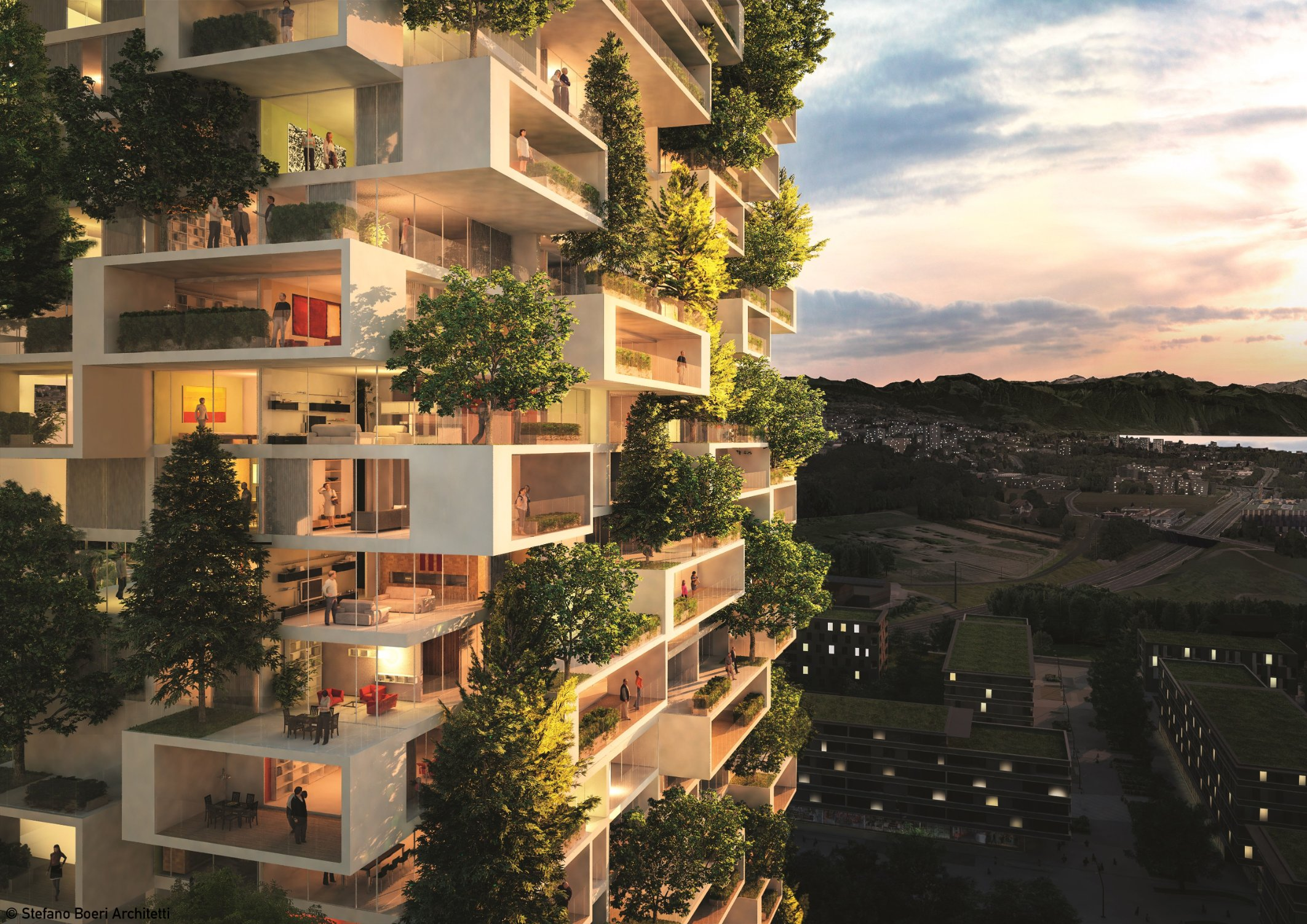 Gardens in the sky: The rise of eco urban architecture - CNN Style