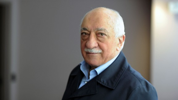 "(FILES) This handout file picture released on September 24, 2013 by Zaman Daily shows exiled Turkish Muslim preacher Fethullah Gulen at his residence in Saylorsburg, Pennsylvania.   The US-based cleric was accused by Ankara of orchestrating Friday's military coup attempt but he firmly denied involvement, also condemning the action ""in the strongest terms"". / AFP PHOTO / ZAMAN DAILY / SELAHATTIN SEVI / RESTRICTED TO EDITORIAL USE - MANDATORY CREDIT ""AFP PHOTO/ZAMAN DAILY/SELAHATTIN SEVI"" - NO MARKETING NO ADVERTISING CAMPAIGNS - DISTRIBUTED AS A SERVICE  SELAHATTIN SEVI/AFP/Getty Images"
