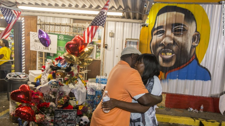 New revelation in Alton Sterling case