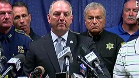 Governor Louisiana Baton Rouge ambush police killed presser_00004906.jpg
