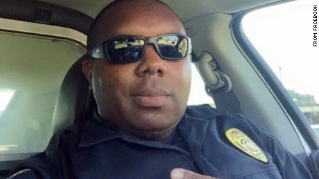 Montrell Jackson, slain police officer: 'If you need a hug ... I got you'