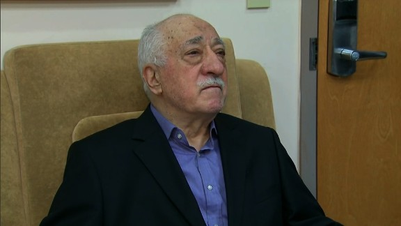 The Turkish government blames Fethullah Gulen for orchestrating last year's attempted coup.