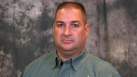 Deputy Brad Garafola, 45, of the East Baton Rouge Sheriff's Office.