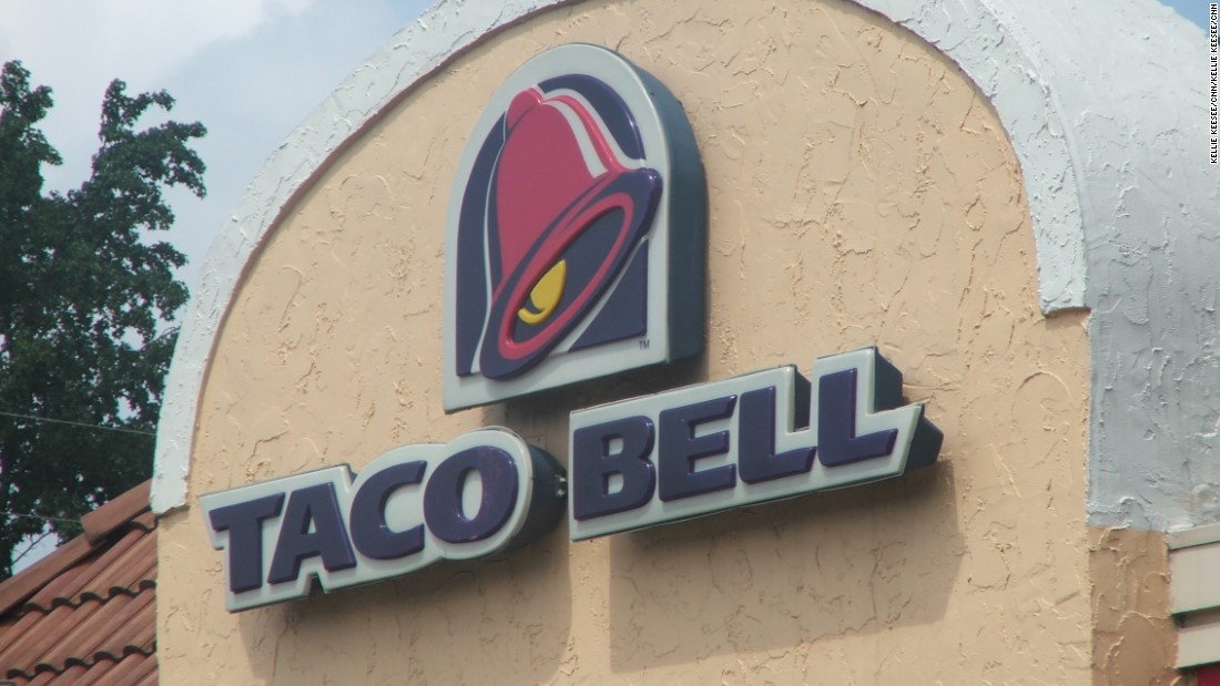 <strong>Taco Bell - Grade: B- </strong>Taco Bell did not immediately respond to CNN's request for comment.