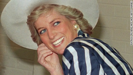 Diana, Princess of Wales in 1988.