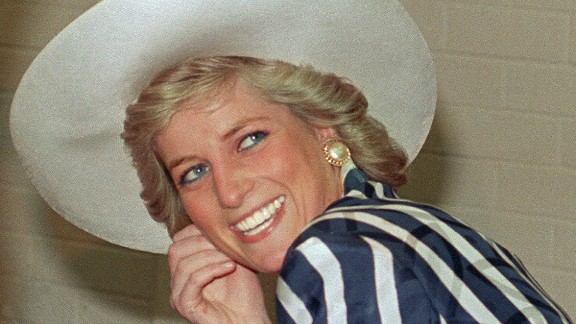 Diana is among the bookmakers