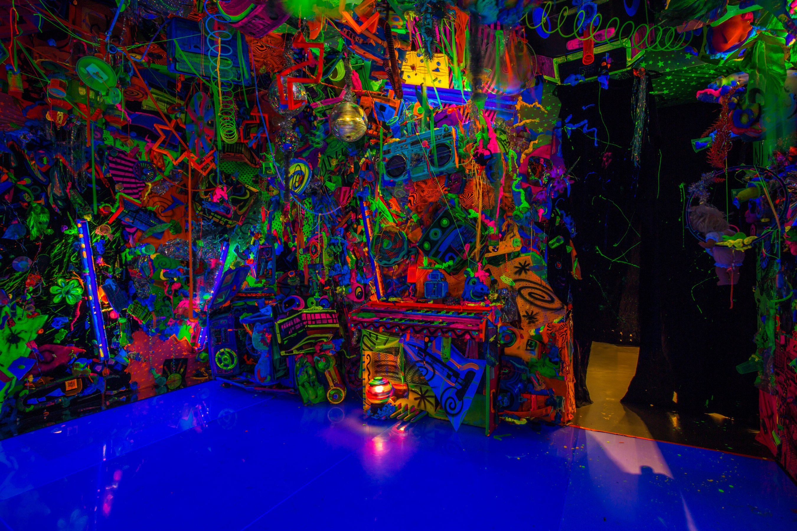 Paintings written under the influence of drugs