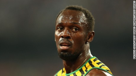 Usain Bolt reflects on losing gold medal