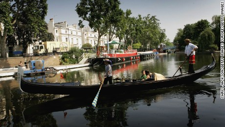 Is London's houseboat dream dying? - CNN