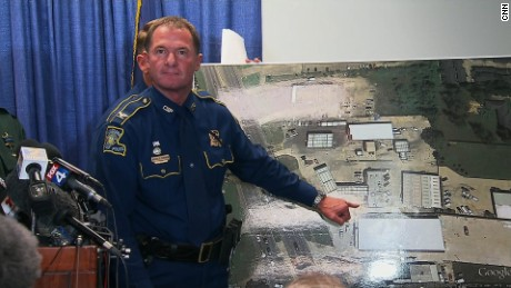 Louisiana State Police Col. Michael Edmonson gives shooting timeline