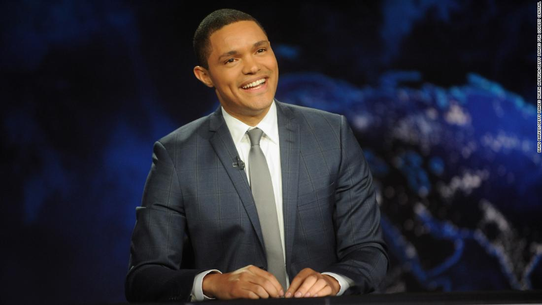 Interesting Facts About Trevor Noah