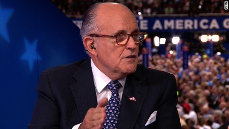 Giuliani: We are seeing repeat of Black Panther movement