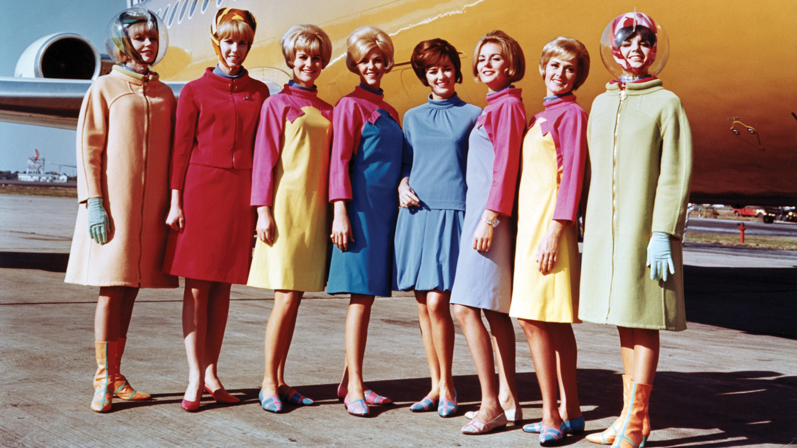 Vintage Air Hostess Fashion From 1930 To Now Cnn Travel