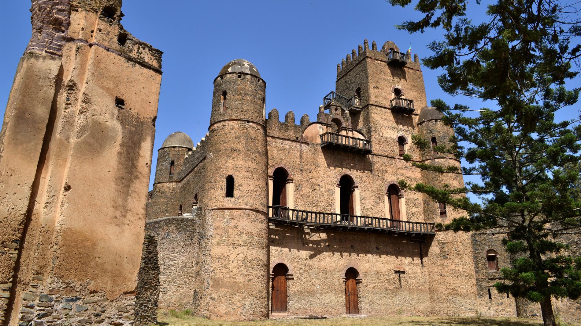 Kerajaan Pertama Ethiopia adalah Kerajaan D'mt yang Berdiri Pada Tahun 980 Sebelum Masehi