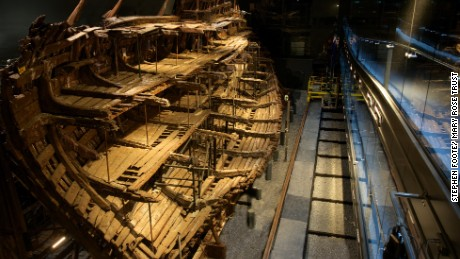 The Mary Rose has undergone a £5.4 million revamp.