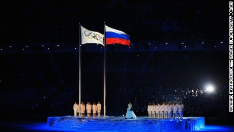 Court upholds ban of Russian athletes