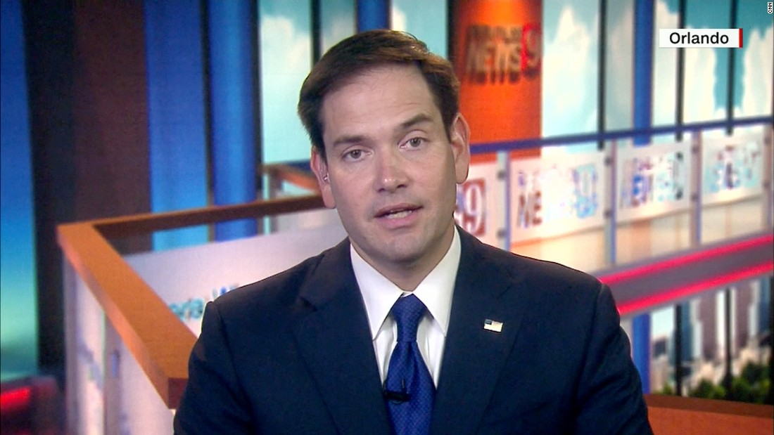 Rubio: Melania Trump speech controversy doesn't matter to most Americans