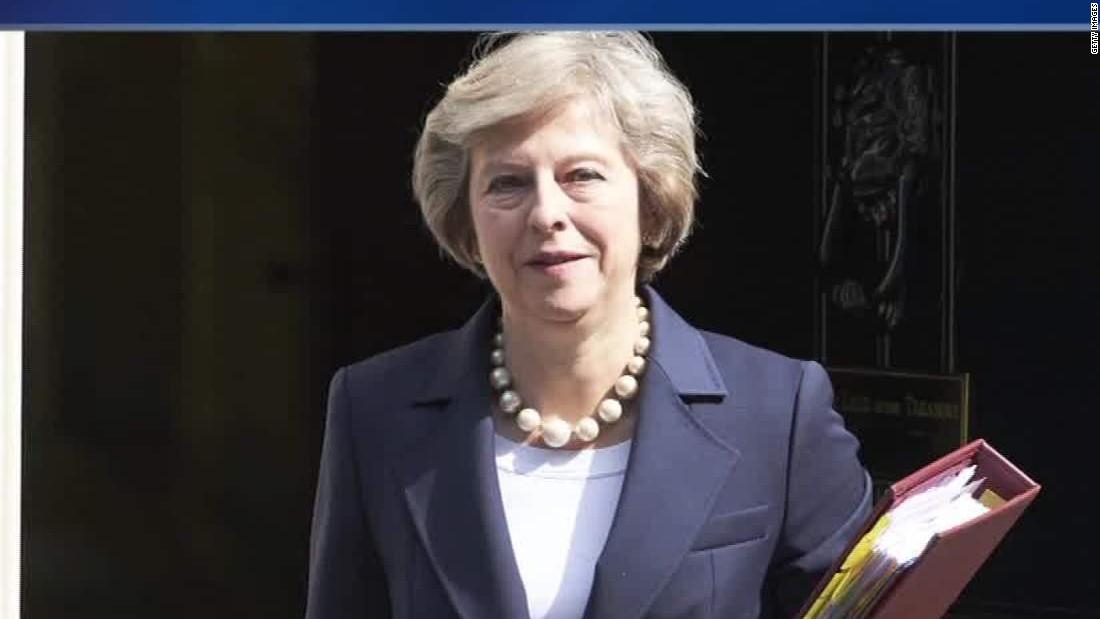 Theresa May Fast Facts - CNN