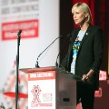 Charlie Theron AIDS2016 opening ceremony