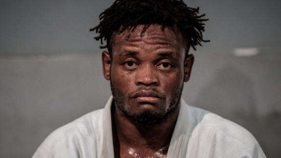 Congolese judo athlete Popole Misenga sought asylum in Brazil after the 2013 world championships in Rio. He will be on the official Olympic Refugee Team for the 2016 Games in the same city.