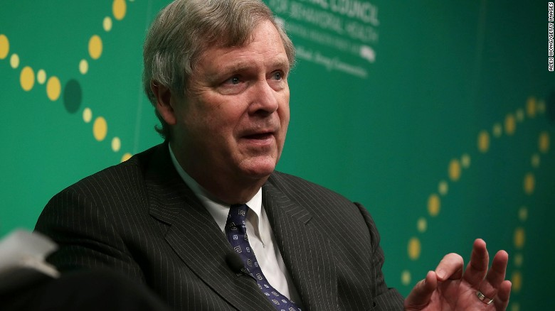 Tom Vilsack Fast Facts
