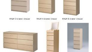 Dead From Fallen Ikea Dresser