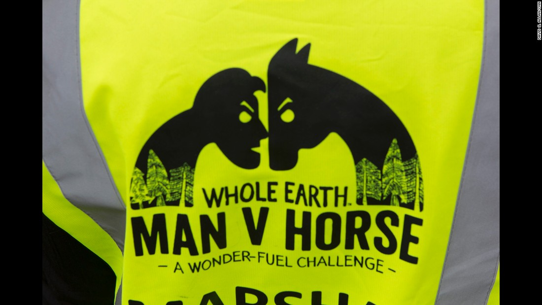 In the 36-year history of the Man vs. Horse Marathon, in the town of Llanwrtyd Wells, Wales, a human has beaten the fastest horse only twice.