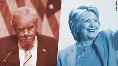 What's at stake in Trump vs. Clinton election?