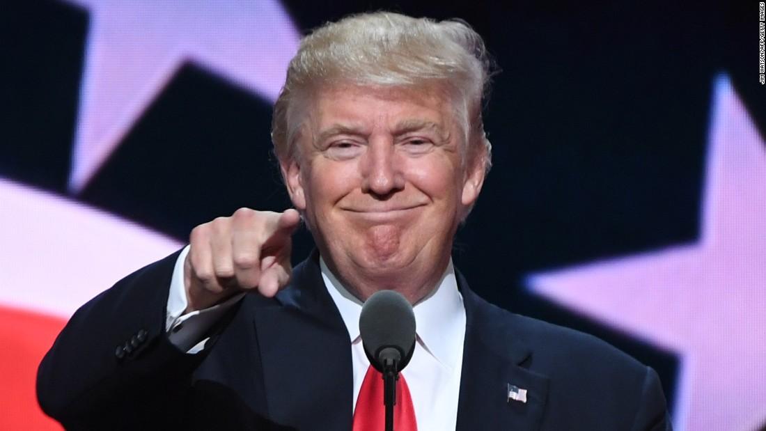 Trump To Deliver Keynote Speech At Rnc Cnn Video