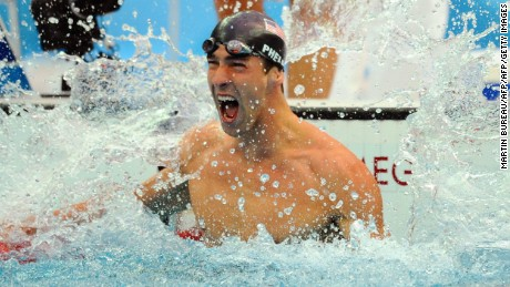 Michael Phelps qualifies for record fifth Olympic Games