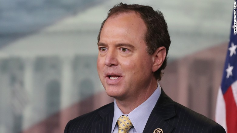 Schiff says he saw same documents as Nunes
