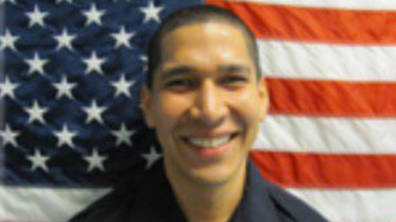 Officer Jonathan Aledda has been placed on administrative leave.