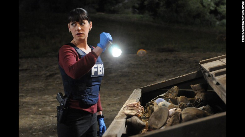 Actress Paget Brewster Will Once Again Play Agent Emily Prentiss On Criminal