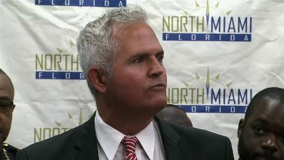 North Miami council member Scott Galvin