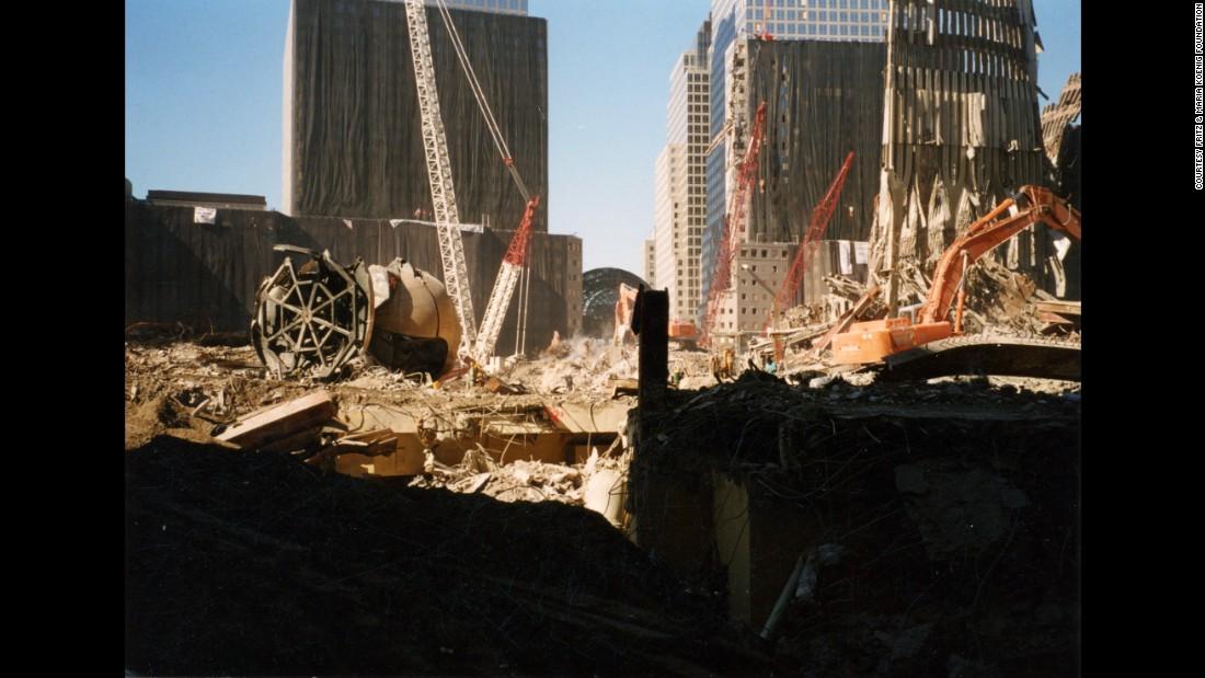 World Trade Center Sphere To Come Home Cnn