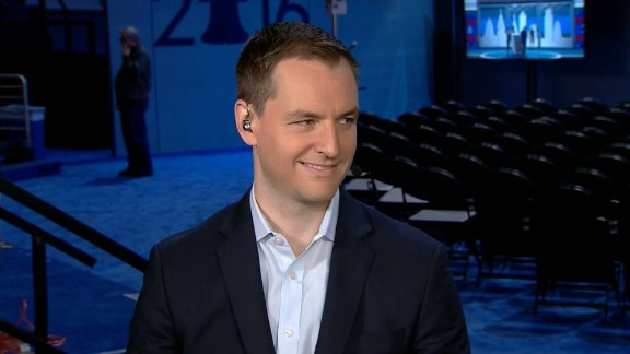Robby Mook State of the Union