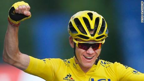 Tour De France 2016 Chris Froome Confirms Third Title Cnn