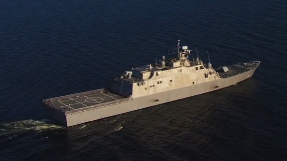 title: Future USS Detroit (LCS 7) Successfully Completes Acceptance Trials duration: 00:01:53 site: Youtube author: null published: Fri Jul 22 2016 13:42:50 GMT-0400 (Eastern Daylight Time) intervention: no description: The future littoral combat ship USS Detroit (LCS 7) successfully concluded its acceptance trial July 15. The next milestone for Detroit is its delivery to the U.S. Navy. During trials, the ship successfully performed launch and recovery operations of the 11-meter rigid-hull inflatable boat, conducted surface and air self-defense detect-to-engage exercises, and demonstrated the ship