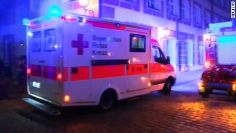 One person killed in explosion in southern Germany