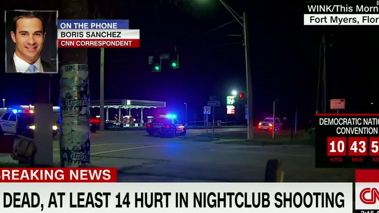 Deadly Fort Myers nightclub shooting - CNN Video