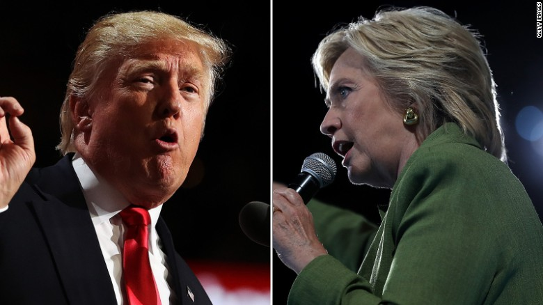 CNN poll: Trump leads Clinton after RNC