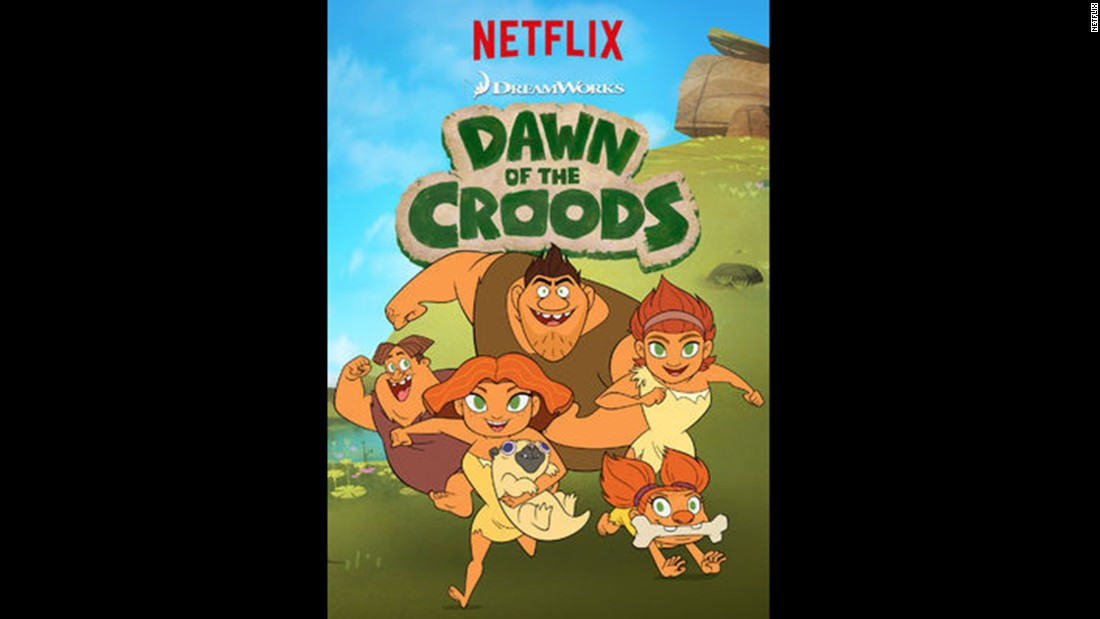 "<strong>""Dawn of the Croods"" Season 2</strong>: This series based on the animated film is a favorite of children. <strong>(Netflix) </strong>"