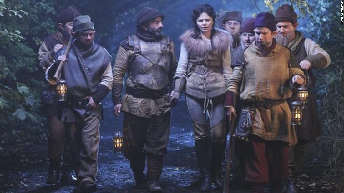 "<strong>""Once Upon a Time: Season 5""</strong>: Fairy tales come to life on this hit ABC series. <strong>(Netflix) </strong>"